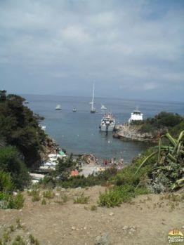 Giannutri - porto