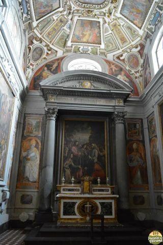 detalhe capela catedral