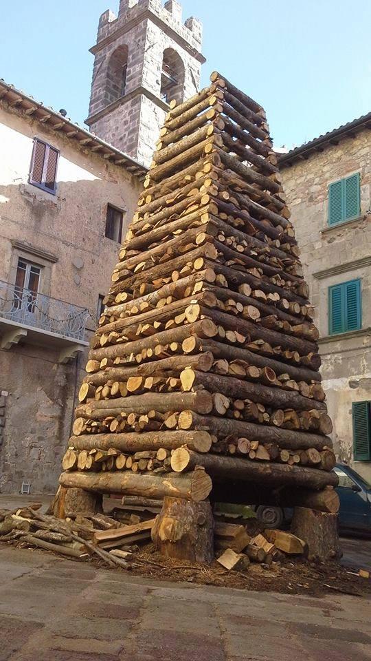 Foto: página facebook do Città delle Fiaccole