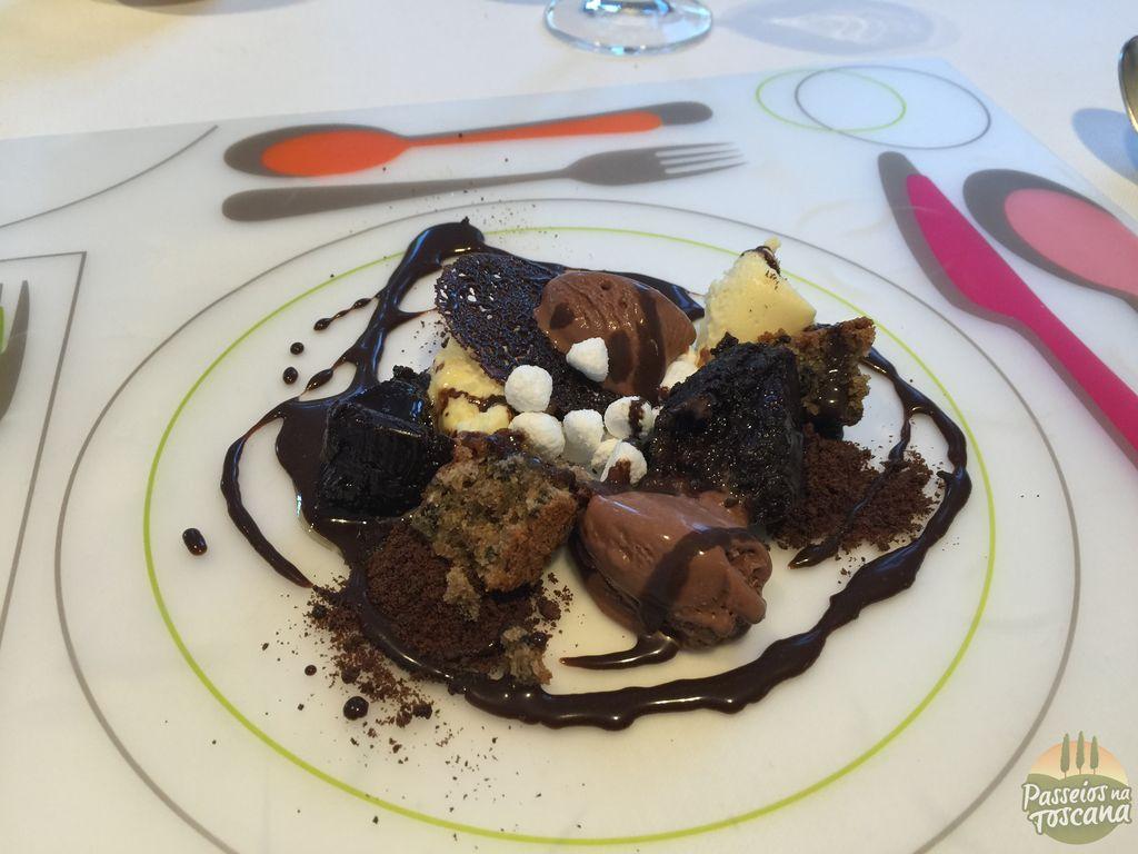 7 versione di cioccolata