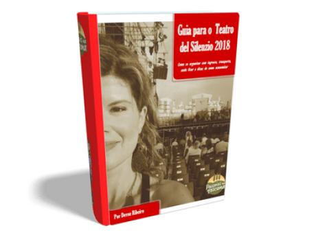capa Guia Para Teatro del Silenzio 2018 Andrea Bocelli