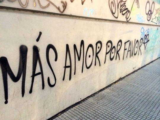 More love, please.