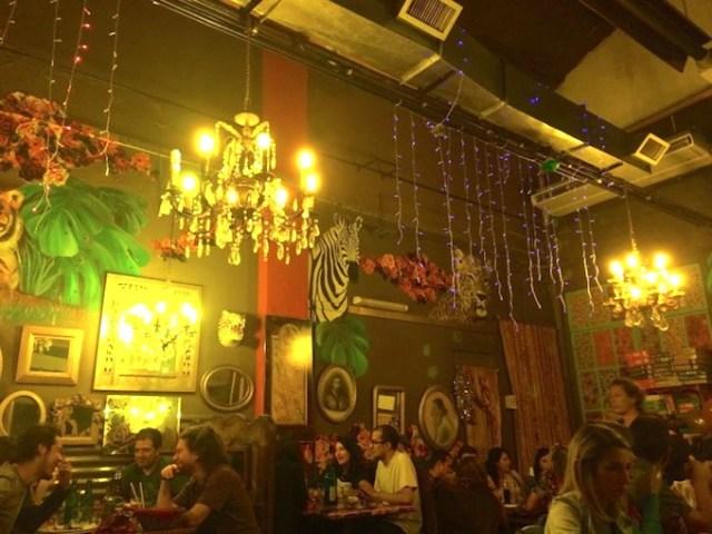Acabar, Palermo Hollywood, Buenos Aires