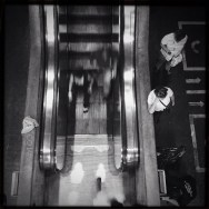 Metro  by Alejandro Aristeguieta passengers,