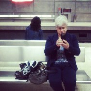Instagramer  by Esther Navalón Wamba passengers,
