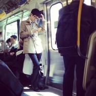 3     by Fran Simó japan, passengers, tokyo, ubiquography,