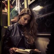 Reader   by Fran Simó passengers, womenarebeautiful,
