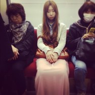 Noise not       by shakechan japan, japanese, metro, passengers, people, subway, tokyo,