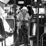 Untitled by Benjamín Julve blackandwhite, bw, igers, iphonesia, monochrome, passengers, photooftheday, sarajevo, statigram, transport, ubiquography, webstagram,