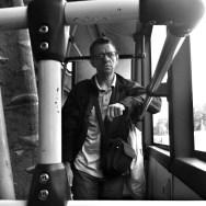 Untitled by Benjamín Julve belgrad, belgrade, blackandwhite, bw, igers, iphonesia, monochrome, passengers, photooftheday, statigram, street, streetphotography, transport, ubiquography, webstagram,