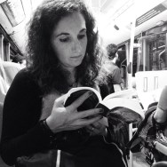 3/5 reading  by Paula Jarrin passengers,