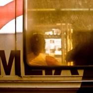 Meio by Sergio Luiz Silva passengers,