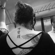&;&;&;: maternal love and care... These words are not only tattooed at the skin but they're also engraved at the soul... Amor e cuidado maternal... Estas palavras não estão somente tatuadas na pele mas também estão gravadas na alma.... by Paulo Wang achadosdasemana, all_bnwshots, amigersbr, bnw_universe, brasilpb, brbw, brstreet, bwstylesgf, capturestreet, chiquesnourtemo, click_vision, galeriamink, ic_streetlife, ig_saopaulo, ig_street, instadozamigos, jornalistasdeimagens, mafia_streetlove, mobgraphia, mono_street, my_flagrants, passengers, pix_mania, rsa_streetview, streetbwcolor, streetphoto_brasil, super_saopaulo, vejocotidiano, vejo_sp, youmustsee,