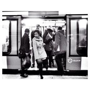 | 15|12|15 | Paris by kozet let bnw_city_underground, bnw_demand, bnw_paris, bwstreets, bw_france, commcam, doublexposure_bw, ic_streetlife, igersparis, igw_urban, ig_street, ig_streetlife, ig_streetpeople, mafia_streetlove, metrodujour, minestreet, ok_commuter, passengers, pocket_streetlife, rsa_streetview, shootsomeone, subwayphotography, sullen_streets, theyards_candid, tv_streetlife, tv_transport, undergroundphotography, urbanromantix, world_bnw,