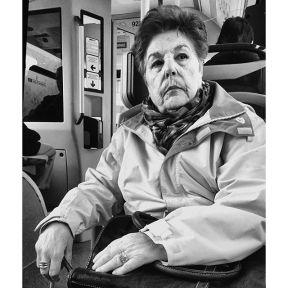 Pasajera del 53 by Antonio Jiménez Lara bus, emt, madrid, passengers, streetlife, streetphotography, total_streets,