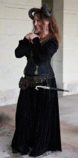 """Lilith, spectacle """"Les naissances de Merlin"""""""