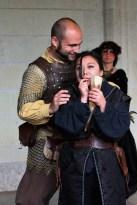 """Auctor et Pelinor, spectacle """"l'Avènement du roi Arthur"""""""