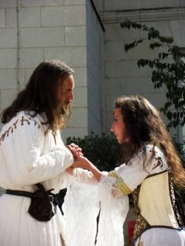 """Lancelot et Viviane, """"Lancelot"""", Tours 2016"""