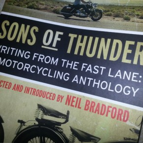 Life erupts. Review of 'Sons of Thunder'