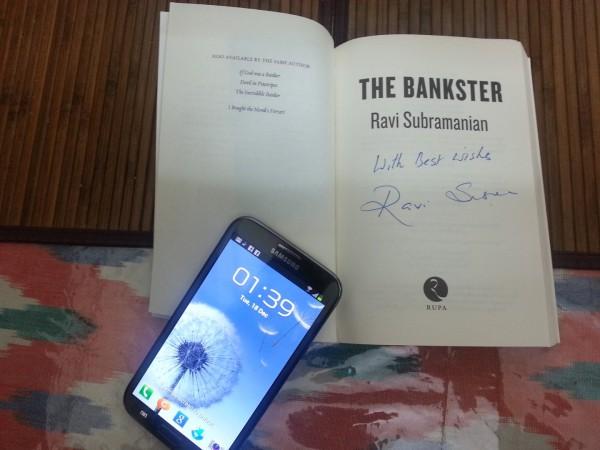 'Meet the John Grisham of banking' -- The Wall Street Journal