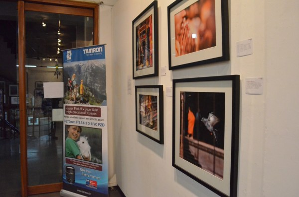 The exhibition... If you see something that moves you, and then snap it, you keep a moment. - Linda McCartney