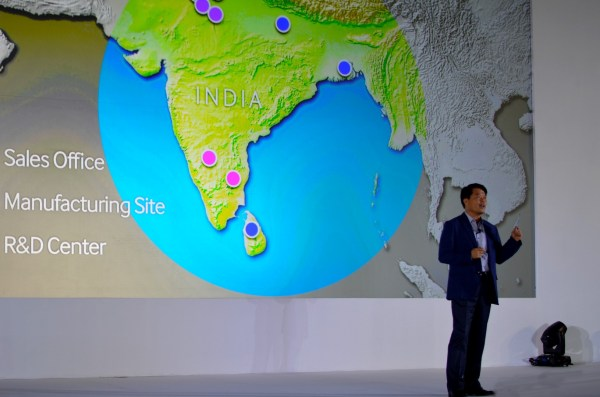 SamsungForum2015_a special relationship with India is obvious