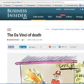 The Da Vinci of Death