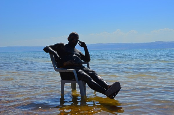 Dead Sea, Jordan... experience is doing what everyone does, but differently