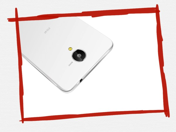Lava Iris X1 Selfie with 8.0MP Rear Camera with LED Flash and 5.0 MP front camera with LED Flash
