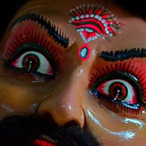 The Making of Durga Idols During Devi Paksha