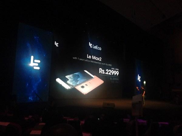LeEco devices have economy