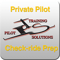 Private Pilot Check-Ride Prep