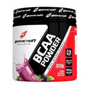 BCAA POWDER  BODYACTION 100G