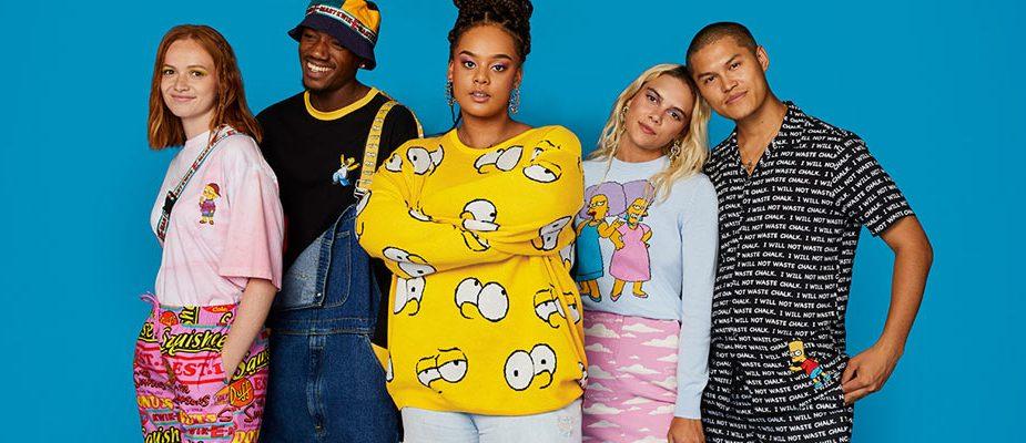 Asos x The Simpson