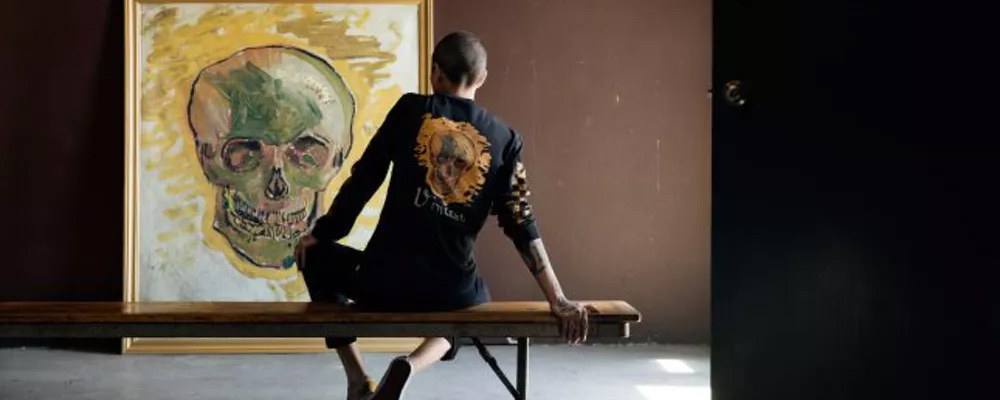 Vans x Van Gogh Museum, l'art à nos pieds Pas Si Male