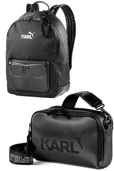 Karl Lagerfeld x PUMA, la collab sportswear Pas si Male
