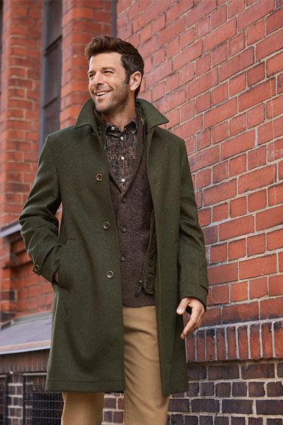 loden coat