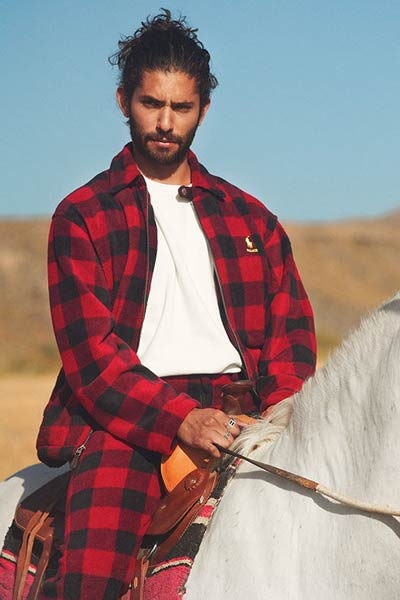 Palace x Ralph Lauren collection capsule homme