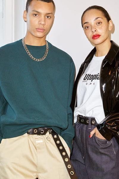 H&M x Eytys collection de vêtements unisexe