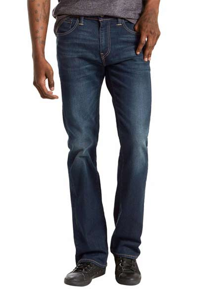 jean homme coupe bootcut