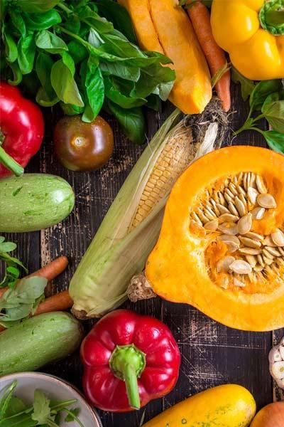 légumes et fruits pour soigner sa prostate