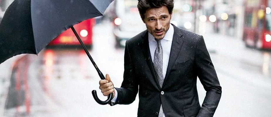 comment s'habiller quand il pleut homme