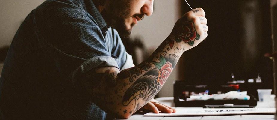 prendre soin d'un tatouage
