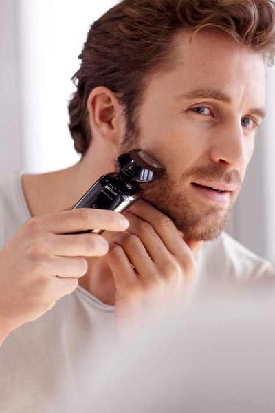 tailler une barbe courte