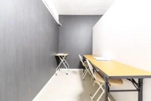 塾の学習室