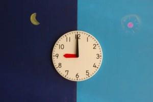 昼と夜のイメージ