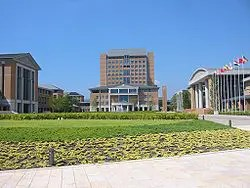関西外国語大学の外観