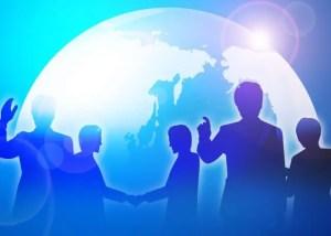 グローバルビジネスのイメージ
