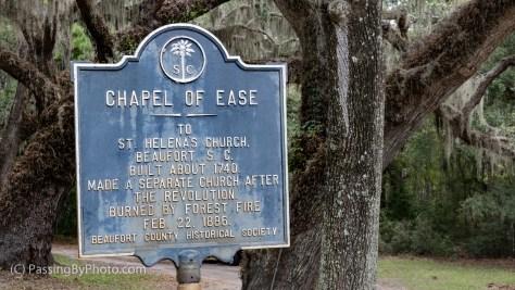 Chapel of Ease, St. Helena