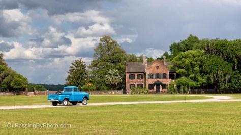 Chevrolet Pickup at Middleton Place